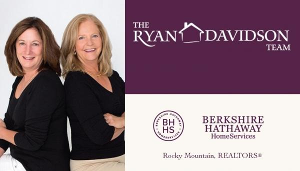 Ryan Davidson Team - business card design